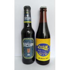 Bia thủ công ERESSON BLACK A01