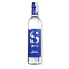 S- VODKA EXPORT Xanh (500ml)